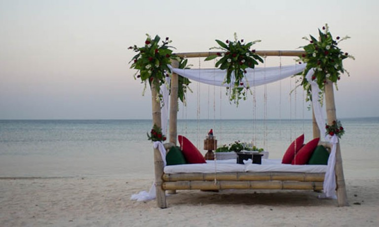 "A PARADISE TO SAY: ""I DO"" IN BALI AND LOMBOK SECRET RETREATS"
