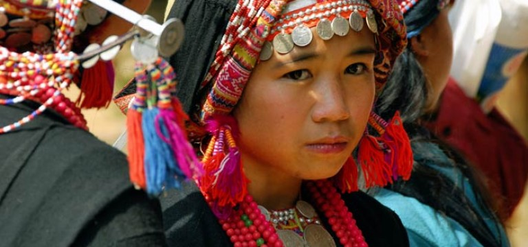 Traditional Ethnics Groups in Laos