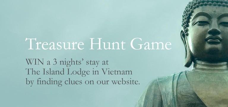 Secret Retreats launches an online Treasure Hunt