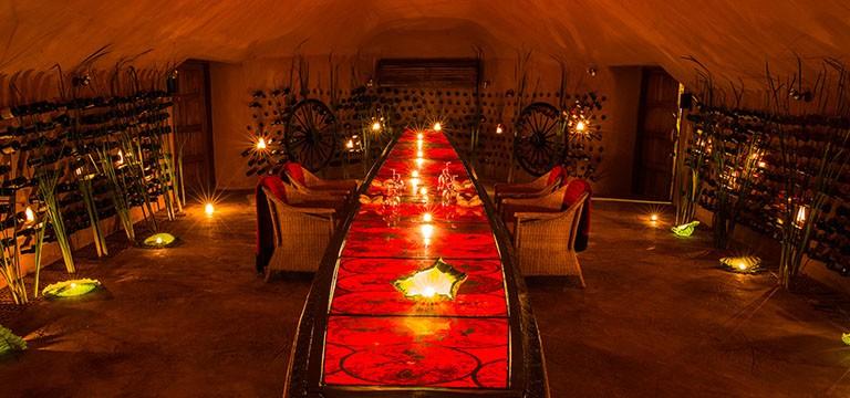 Inle Princess Wine Cellar