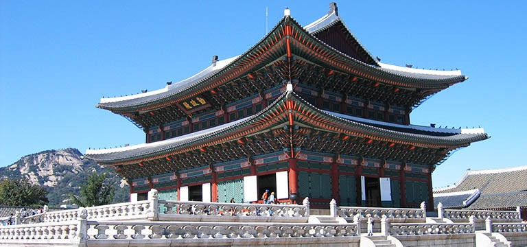 Five Architectural Awes of Asia