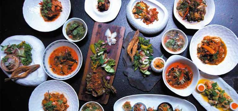 Modern, sustainability-minded chefs forge a fresh kind of Thai cuisine