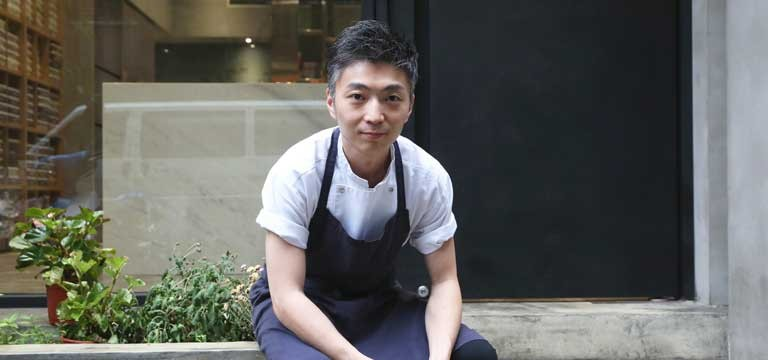 TAIPEI, A TASTING TOUR WITH Award-winning Chef,  RICHIE LIN of Mume