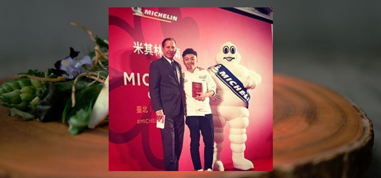 Mume, Taiwan, is Awarded 1 Michelin Star