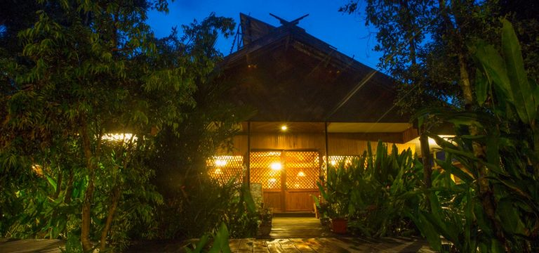 Lending a Helping Hand: Ecolodges Indonesia, Planting the Trees for the Planet to Breath and local communities to survive during the current crisis