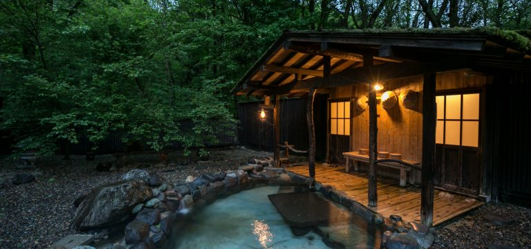 Destination Wellness and Hot Springs in Asia