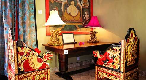 Shanghyang Nirvana and Jagatnata
