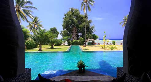 Tugu Lombok highlight
