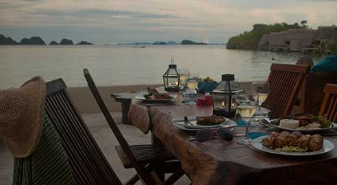 Misool Eco Resort highlight