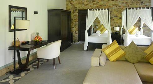 Deluxe Twin Villa