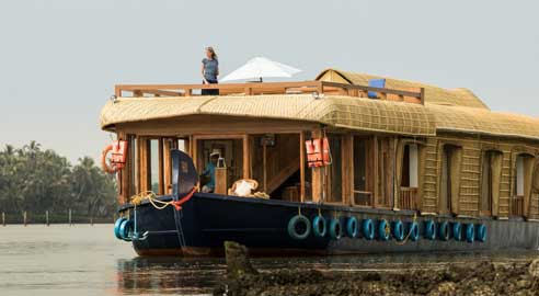Lotus Houseboat