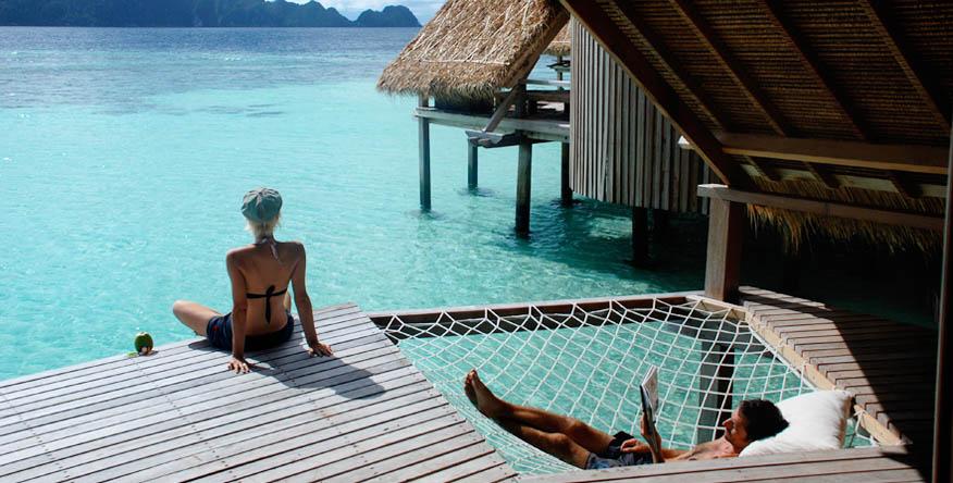 Raja ampat eco dive resort misool eco resort - Raja ampat dive resort ...
