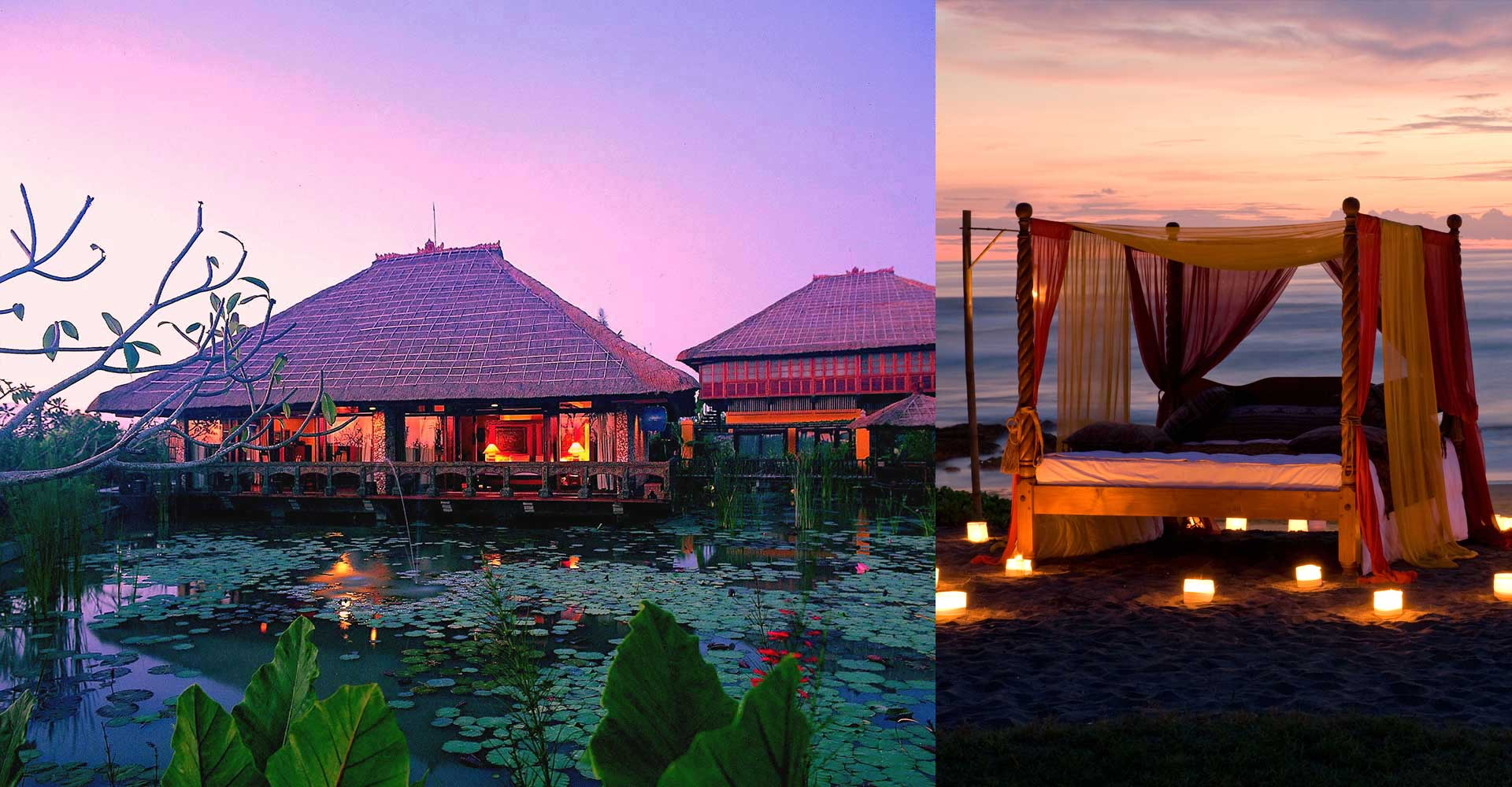 Hotel tugu bali secret retreats for Bali indonesia hotel booking