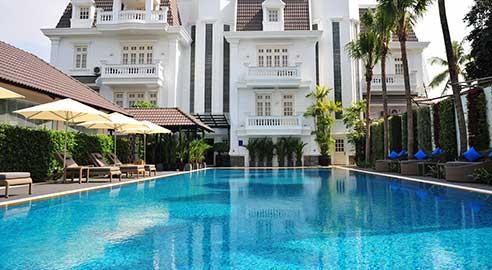 Villa Song Saigon highlight