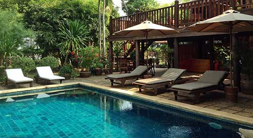 Mekong Villas highlight