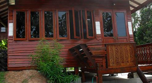 Garden mini suite (2 units)