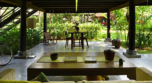 The Khmer House