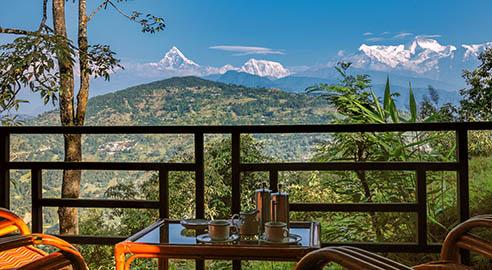 Tiger Mountain Pokhara Lodge - Luxury Lodge in Nepal