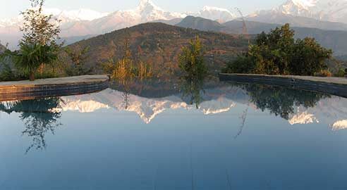 Tiger Mountain Pokhara Lodge highlight