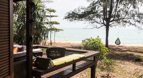 Beachfront ***