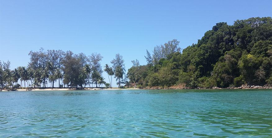 Cruises Andaman Coast