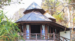 Deluxe Villa Waya Biru
