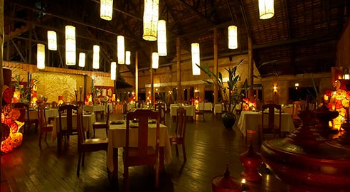 Inle Princess Resort highlight
