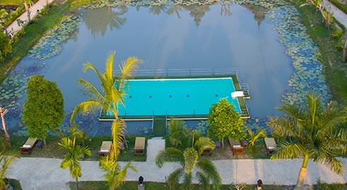 Mrauk U Princess Resort highlight