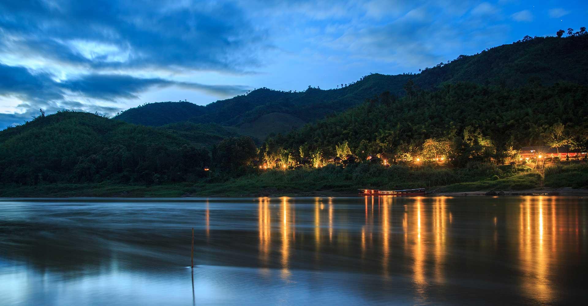 Luang Say Cruise & Lodge
