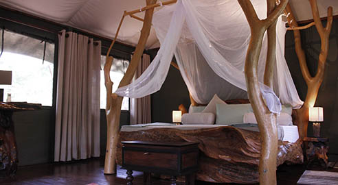Luxury Lodge Tent (Yala only)