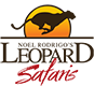 Noel Rodrigo's Leopard Safaris Logo
