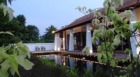 The Private Lodge