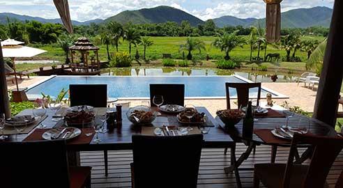 Rice & Zen Boutique Resort highlight