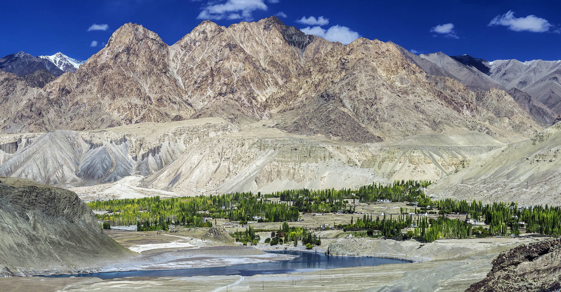 Ladakh - A Land of Fascination and Wonder