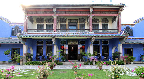 Cheong Fatt Tze – Blue Mansion highlight