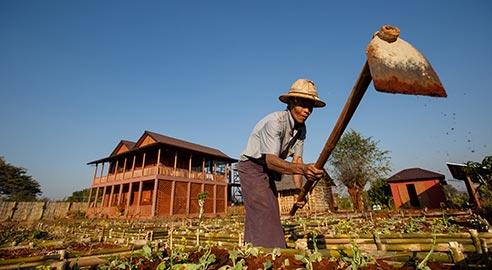 Pindaya Farm House highlight