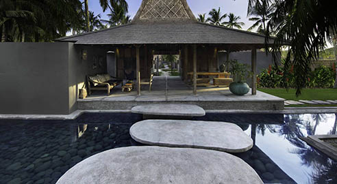 Slow Villas and Spa highlight