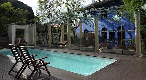 Cheong Fatt Tze – Blue Mansion highlight