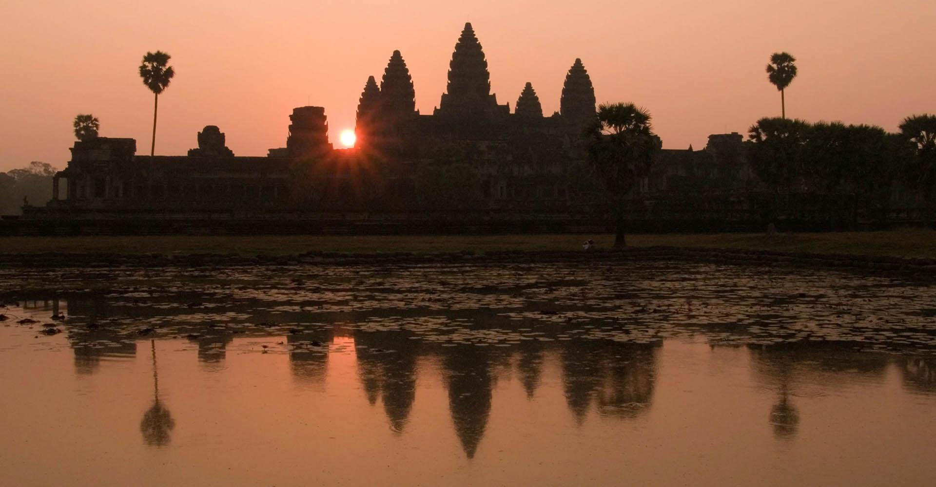 The Essence of The Khmer Kingdom