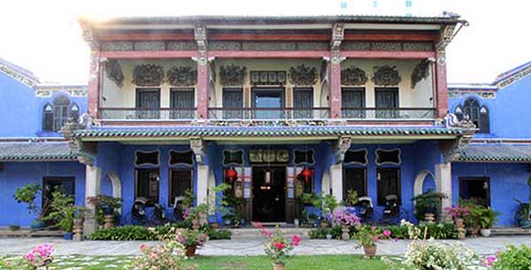 Cheong Fatt Tze – Blue Mansion