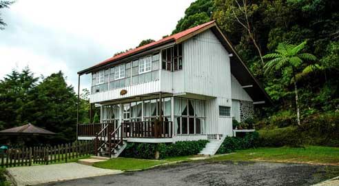 Garden Lodge (1 unit)