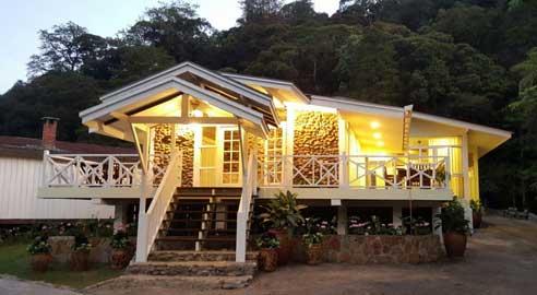 Kinabalu Lodge (1 unit)