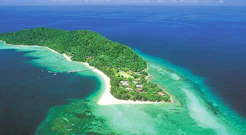 Manukan Island Resort highlight