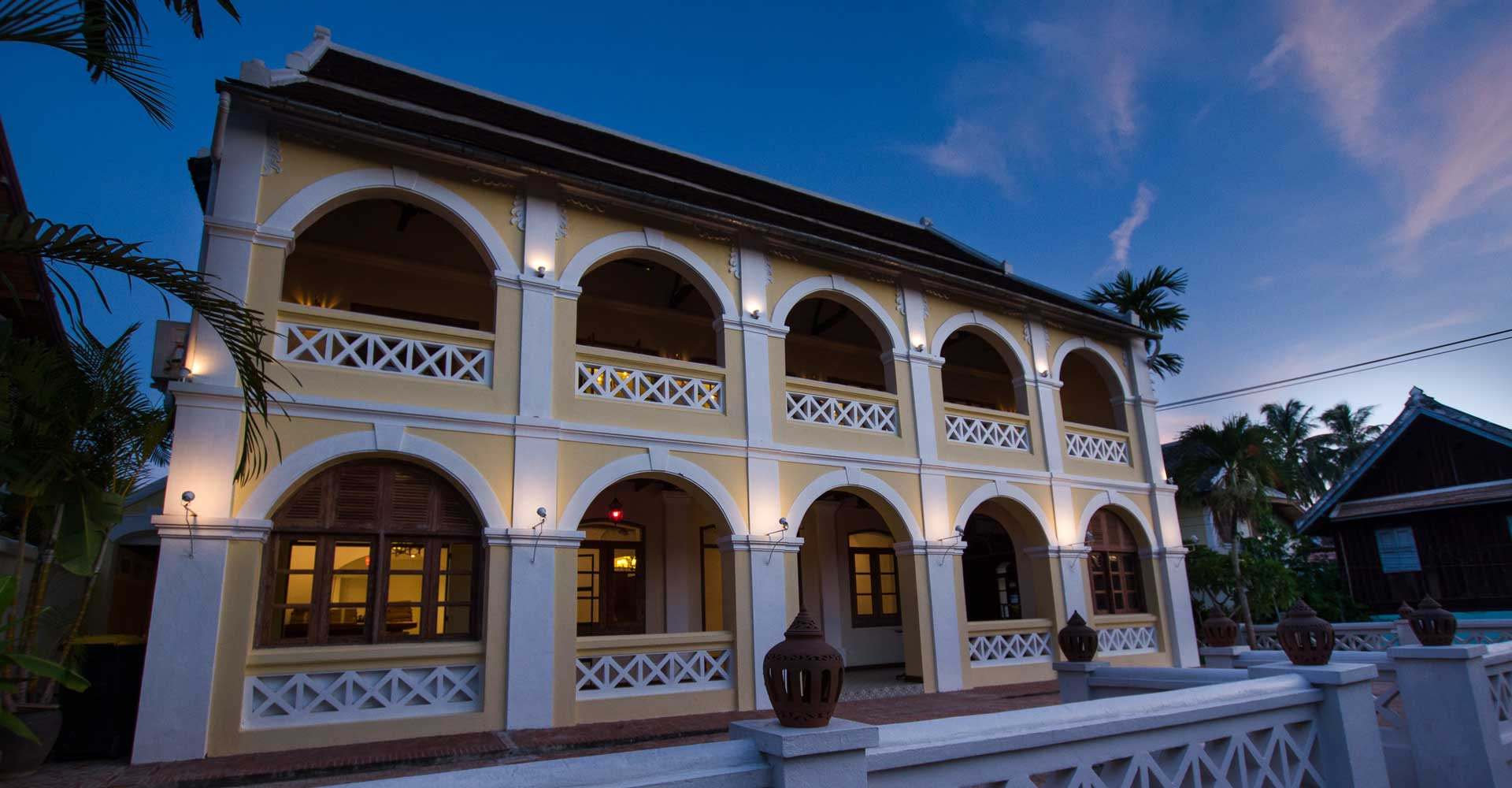Discover luang prabang laos travel luxury boutique hotel for Luang prabang luxury hotels