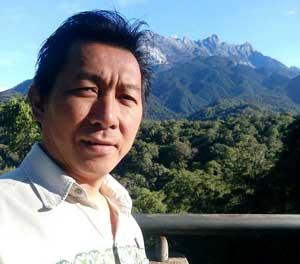 Freddie-Jude-Kinabalu-Park-Host