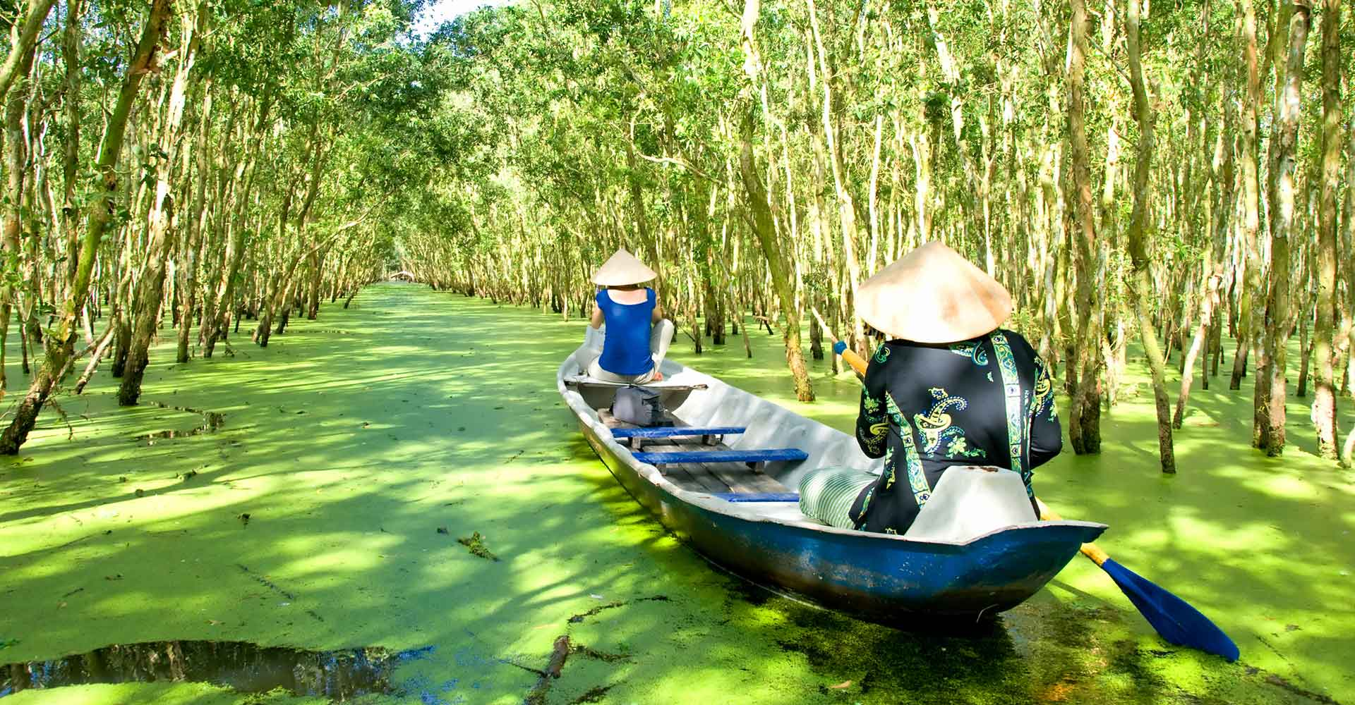 Mekong Delta: The Rice Bowl of Vietnam