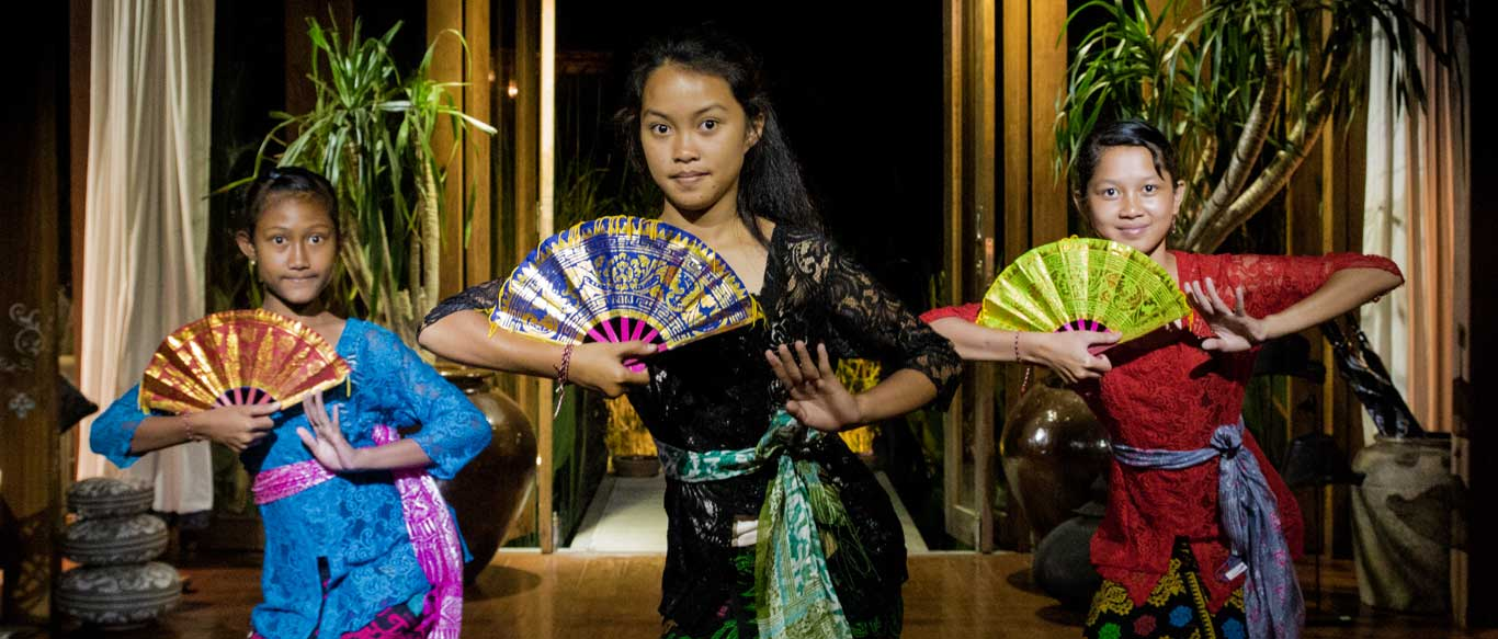 Culture & Creative Kids in Bali