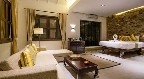 Connecting Suite Villa