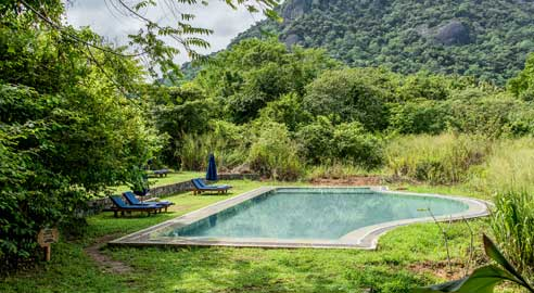 Gal Oya Lodge highlight