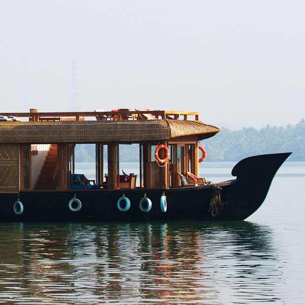 Lotus Houseboat